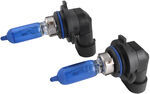 Putco PURE High-Performance 9006 Halogen Headlight Bulbs - Nitro Blue
