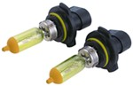Putco PURE High-Performance 9006XS Halogen Headlight Bulbs - Jet Yellow
