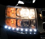 Putco 2010 Chevrolet Silverado Lights