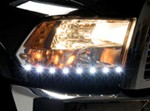 Putco G2 LED Headlamp Day Liners - 1 Pair - Chromed Aluminum