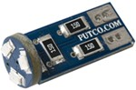 Putco Stick 194 Wedge LED Bulb - T-Type - Red