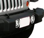 Putco 2011 Jeep Wrangler Vehicle Trim