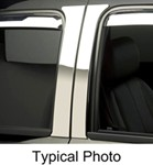 Putco 2007 Nissan Titan Vehicle Trim
