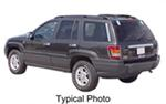 Putco 2001 Jeep Grand Cherokee Vehicle Trim