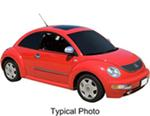 Putco 2008 Volkswagen New Beetle Vehicle Trim
