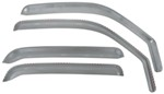 Putco 2004 Chevrolet Avalanche Air Deflectors
