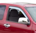 Putco 2011 GMC Canyon Air Deflectors