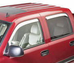 Putco 2009 Chevrolet Colorado Air Deflectors
