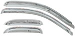 Putco 2008 GMC Sierra Air Deflectors