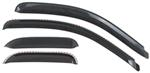 Putco 2009 Chevrolet Silverado Air Deflectors