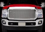 Putco 2011 Ford F-250 and F-350 Super Duty Custom Grilles