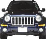 Putco 2002 Jeep Liberty Custom Grilles