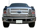 Putco 2009 Ford F-250 and F-350 Super Duty Custom Grilles
