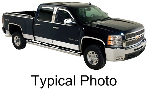 Chevrolet Silverado, 2011 Vehicle Trim Putco P9751206