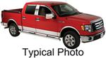 Putco 2009 Ford F-250 and F-350 Super Duty Vehicle Trim