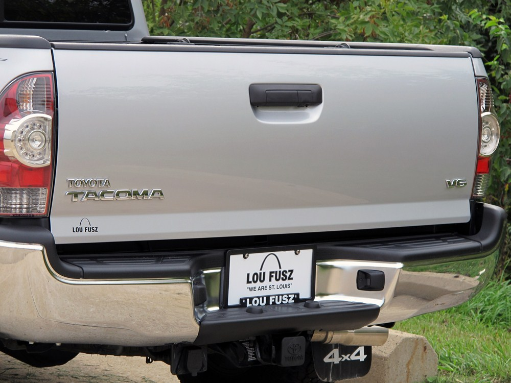F350 Towing Capacity >> Tacoma 2012 Tailgate Locks.html | Autos Weblog