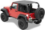 Pavement Ends 2007 Jeep Wrangler Jeep Tops