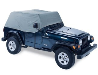 2005 TJ by Jeep Custom Covers Pavement Ends PE4172909