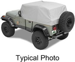 Pavement Ends 2013 Jeep Wrangler Unlimited Custom Covers