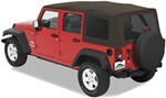 Pavement Ends 2009 Jeep Wrangler Unlimited Jeep Tops