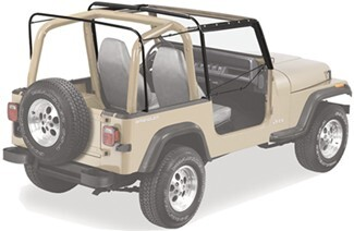 Pavement Ends Replay Soft Top Fabric For Jeep Soft Upper