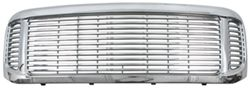 Pilot Automotive 2002 Ford F-250 and F-350 Super Duty Custom Grilles