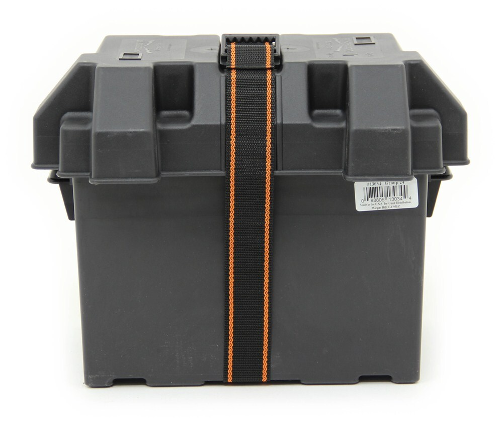 how to build a vented battery box