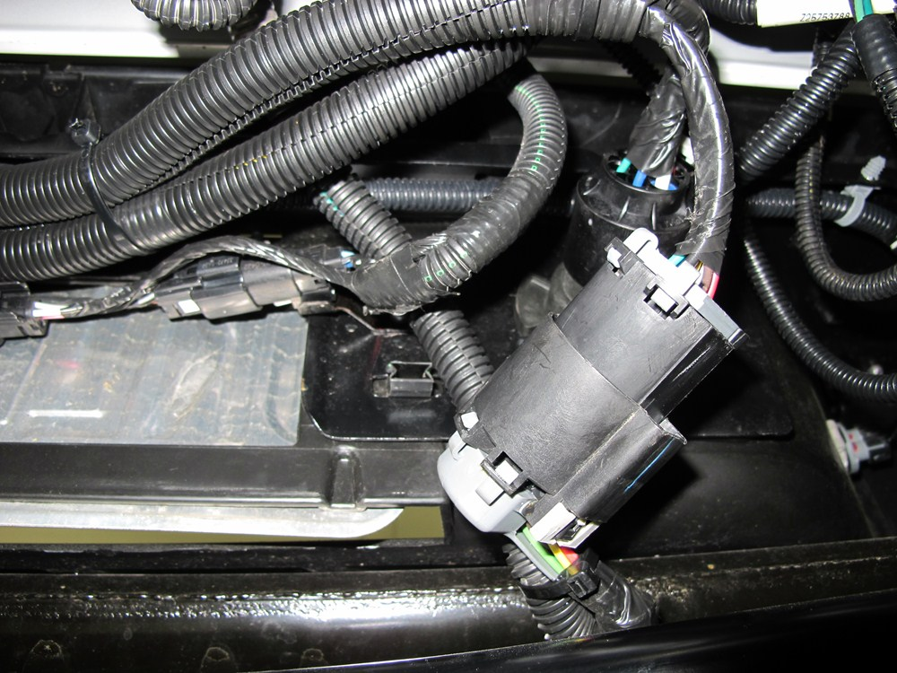 silverado trailer wiring autos post seven wire trailer harness diagram