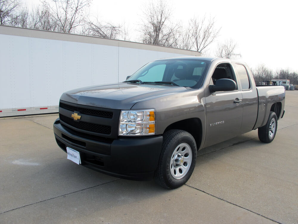 custom fit vehicle wiring by pollak for 2013 silverado pk11916. Black Bedroom Furniture Sets. Home Design Ideas