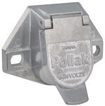 2-Pole Socket Connector - Vehicle Side