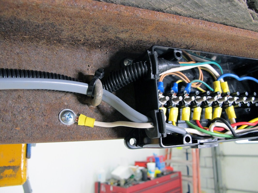 Pollak 10 Terminal Junction Box Pollak Accessories And