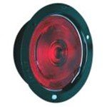 Red Trailer Light, Flush Mount