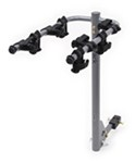 "Prorack 4 Bike Carrier for 1-1/4"" and 2"" Hitches - Tilting"