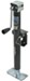 "Pro Series Round, Snap-Ring Swivel Jack - Weld On - Sidewind - 15"" Lift - 2,000 lbs"