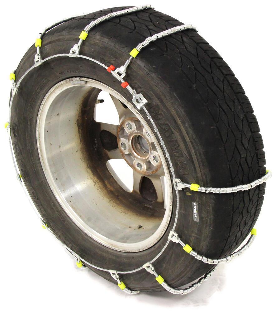 Tire Chains for 2005 bmw X3 - Glacier PW2029C