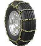 Pewag All Square Snow Tire Chains with Cam Tighteners for Light Trucks - Reversible - 1 Pair