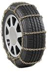 Glacier Square-Link Snow Tire Chains - 1 Pair