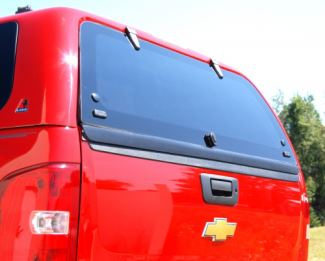New Push Button Lock For Truck Caps /& Tonneau Covers Leer