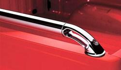Truck Bed Rail Caps For 2015 Gmc Sierra 3500 Etrailer Com