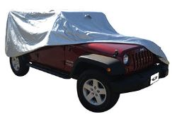 Rampage 2013 Jeep Wrangler Unlimited Custom Covers