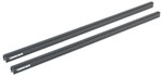 "Rhino-Rack Heavy-Duty Roof Rack Crossbar - Black - 54"" Long - Qty 1"