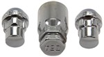"Wheel Lock Set for 1/2"" Wheel Bolts (2 Locks, 1 Key)"