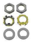 Spindle Nut Kit for Dexter Standard and EZ Lube Axles