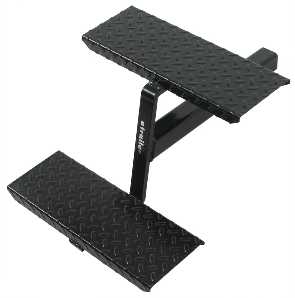 Hitch Stair With 2 Steps For 2 Quot Trailer Hitches Brophy