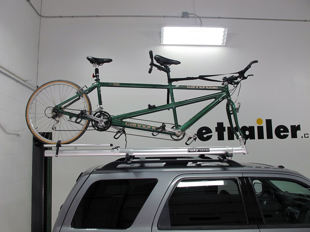 Rockymounts Tandemmount R4 Roof Mounted Bike Carrier