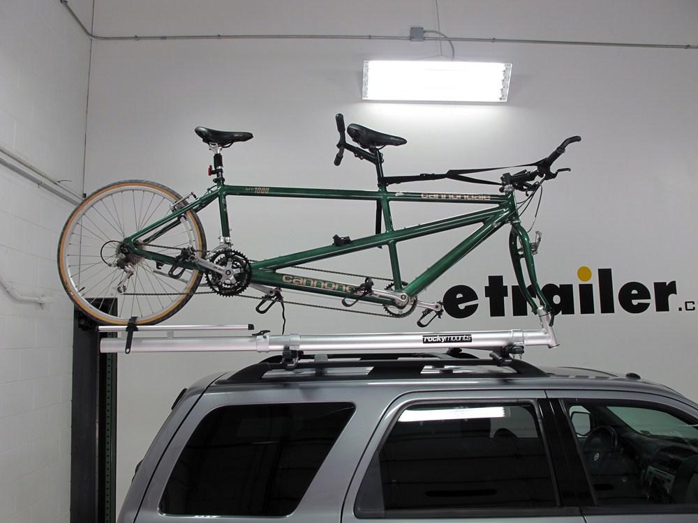 Rockymounts Tandemmount R4 Roof Mounted Bike Carrier