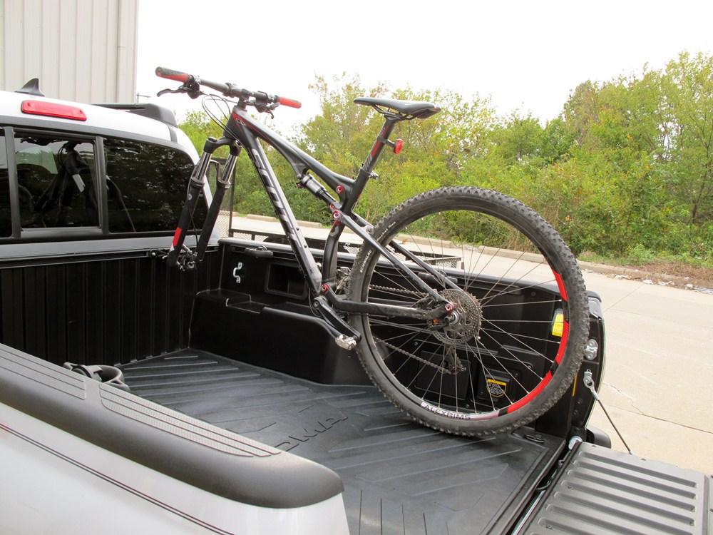 Locking Bike Mount Truck Bed