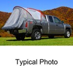 Rightline Gear 2008 Ford F-250 and F-350 Super Duty Truck Bed Tents