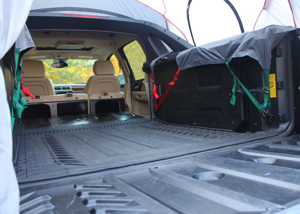 Avalanche Camper Shell For Sale >> Chevrolet Avalanche Tent Camper | Autos Post