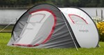 "DISCONTINUED - Rightline CampRight Pop-Up Tent - Sleeps 2 - 90"" x 72"" x 42"""